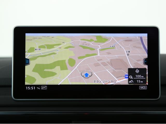 2.0TFSIスポーツ Sline LED セーフティパッケージ ハイグロスパッケージ ストレージパッケージ カメラ/ディスタンスセンサー ドライバーアシスタンスシステム用 MMIナビゲーション アドバンストキーシステム(11枚目)