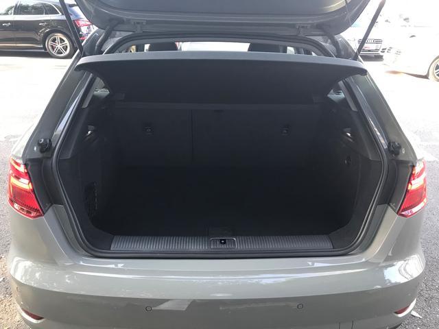 スポーツバック30TFSI スポーツ 認定中古車 アシスタンスパッケージ LEDヘッドライト MMIナビゲーション 18インチアルミホイール ストレージパッケージ リヤUSB充電ポート付 ハンズフリー (Bluetooth)(15枚目)