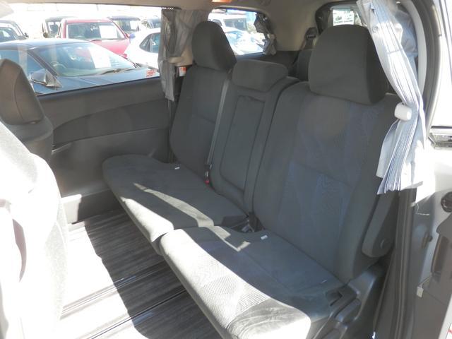 トヨタ エスティマ 2.4アエラス 4WD 8人乗り SDナビ両側自動ドア