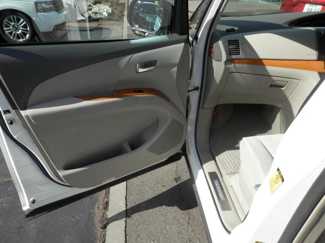 トヨタ エスティマ 2.4G ナビTVフリップダウンモニター 両側自動ドア