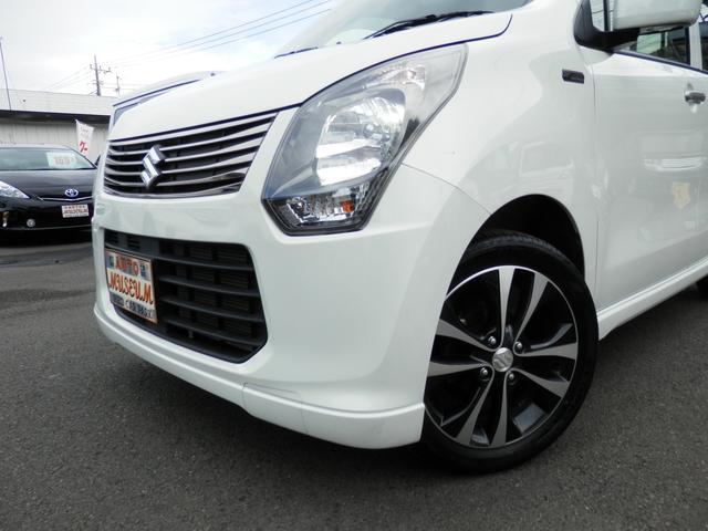 「スズキ」「ワゴンR」「コンパクトカー」「神奈川県」の中古車16