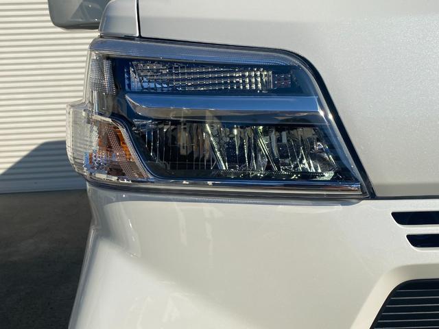 クルーズターボSAIII 届出済未使用車 スマアシIII LEDヘッドライト 前後誤発進抑制制御 選べるカラーパック 4WD クルーズターボ 電動格納ミラー 同色アウターハンドル(10枚目)