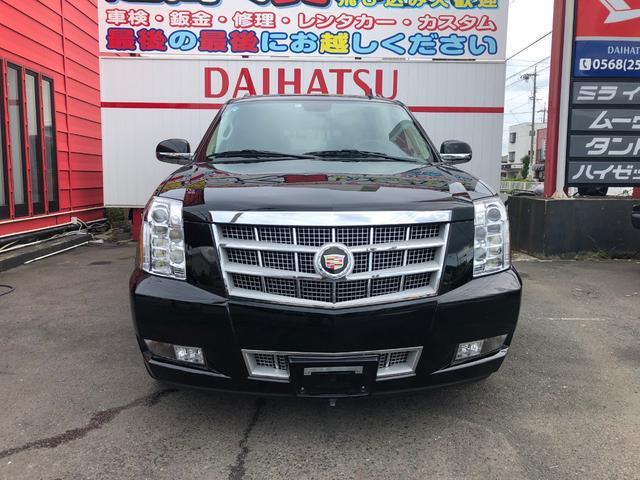 「キャデラック」「キャデラック エスカレード」「SUV・クロカン」「愛知県」の中古車33
