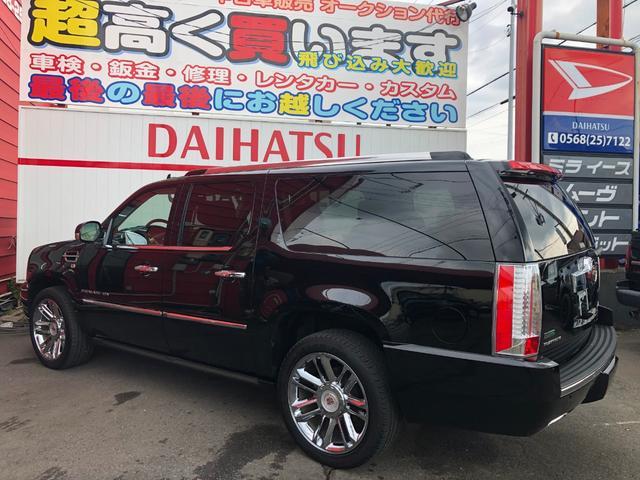 「キャデラック」「キャデラック エスカレード」「SUV・クロカン」「愛知県」の中古車44
