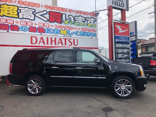 「キャデラック」「キャデラック エスカレード」「SUV・クロカン」「愛知県」の中古車54