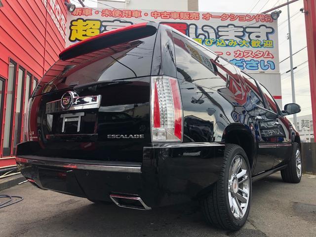 「キャデラック」「キャデラック エスカレード」「SUV・クロカン」「愛知県」の中古車56