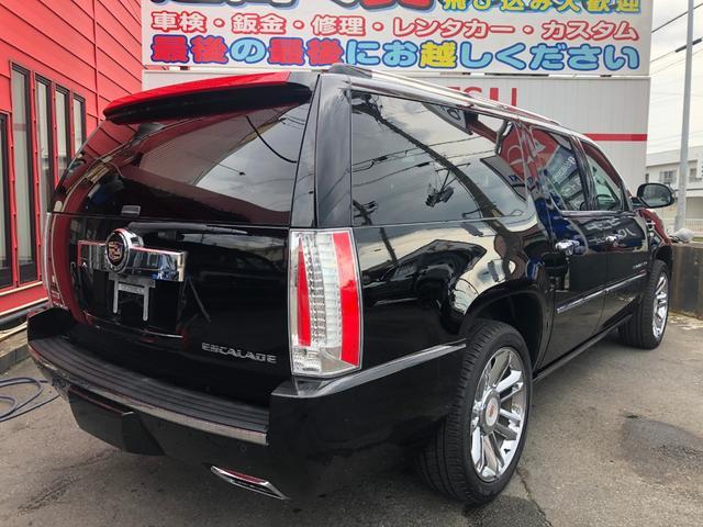 「キャデラック」「キャデラック エスカレード」「SUV・クロカン」「愛知県」の中古車60