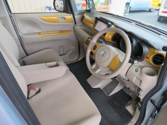 G・Lパッケージ 福祉車 スローパー 電動ウインチ 禁煙車(10枚目)