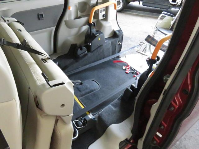 X SA 福祉車 スローパー 1オーナー 電動ウインチ ナビ(15枚目)