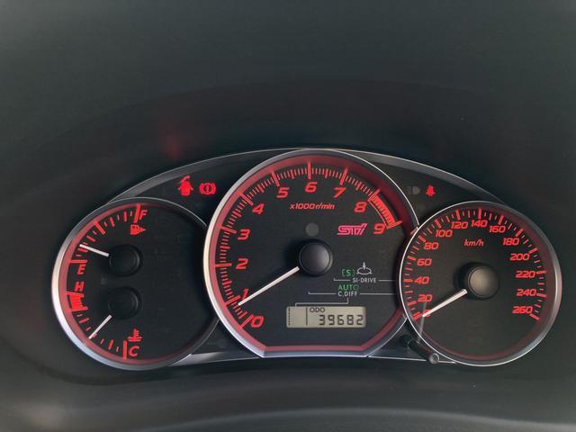 WRX STi スペックC 禁煙車 ワンオーナー HKSコンピューターチューン HKS車高調 エアクリ リアスポ LSD クスコ強化クラッチ フライホイール ミッションマウント リアラテラルリンク フジツボマフラー  ターボ(16枚目)
