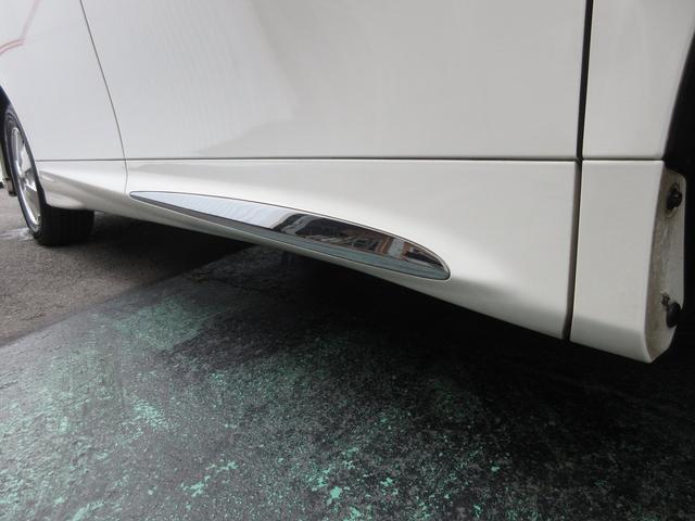 トヨタ ヴォクシー X Lエディション 純正ナビ エアロパーツ 純正シートカバー