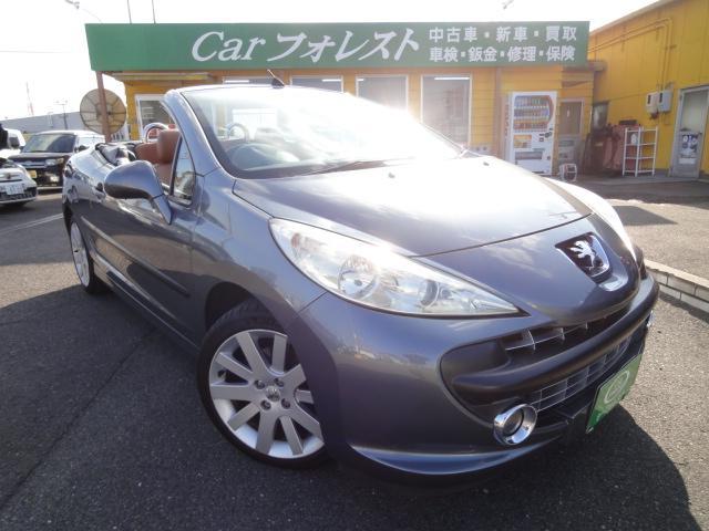 「プジョー」「207」「オープンカー」「三重県」の中古車21