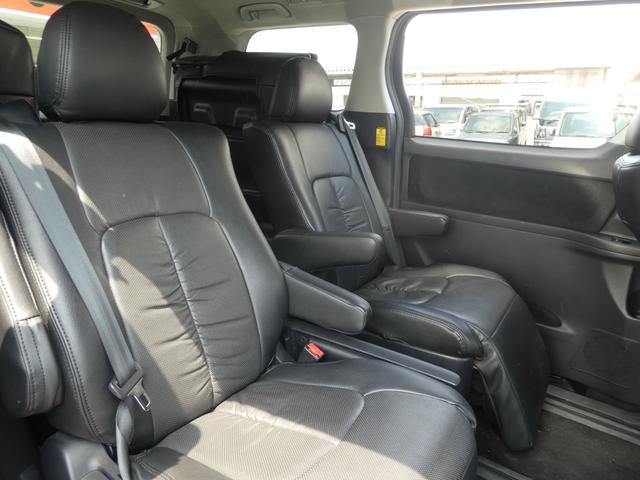 トヨタ ヴェルファイア 2.4Z 後席モニター アルパイン9インチナビ HID