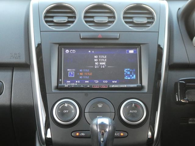 マツダ CX-7 クルージングパッケージ レーダーブレーキ 社外スピーカー