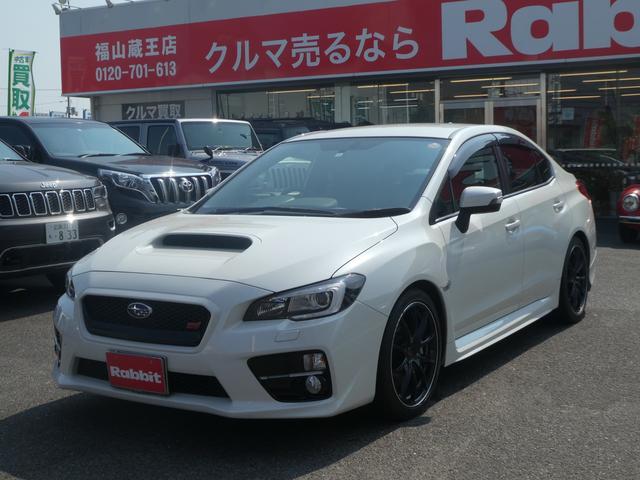 「スバル」「WRX STI」「セダン」「広島県」の中古車3