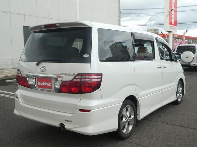 「トヨタ」「アルファード」「ミニバン・ワンボックス」「広島県」の中古車5