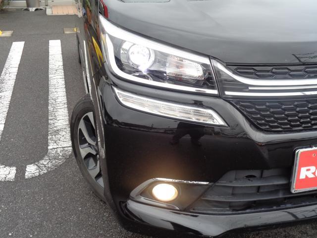 Fリミテッド デュアルカメラブレーキサポート装着車 純正メモリーナビ 後席モニターフリップダウン フルセグTV 両側電動スライドドア アイドリングストップ LEDヘッドライト Bluetooth(4枚目)