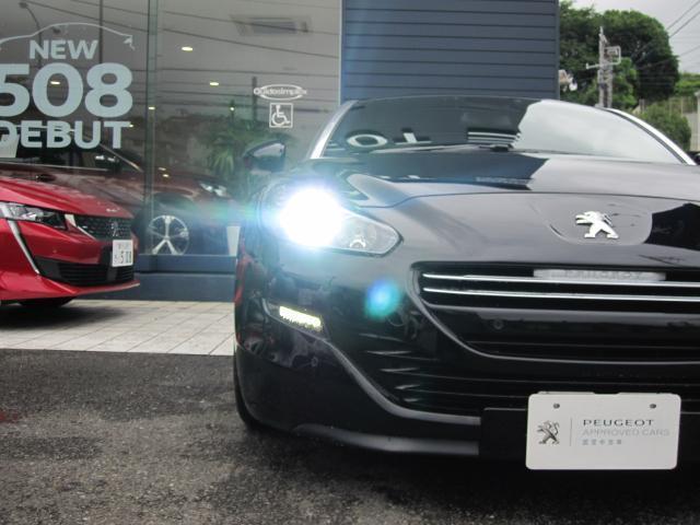 「プジョー」「プジョー RCZ」「クーペ」「神奈川県」の中古車9