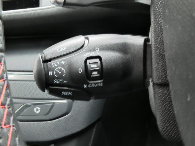 GT ブルーHDi クリーンディーゼルターボ 8速AT 新車保証継承 純正ナビTV ETC 自動ハイビームLEDライト アクティブクルコン レーンキープアシスト ブラインドスポットモニター 後カメラ 前後ソナー(15枚目)