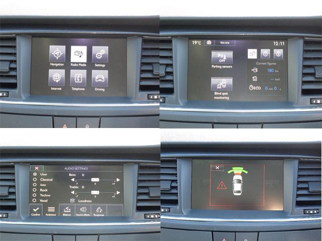 プジョー プジョー 508 SWGTブルーHDi 保証継承 グラスルーフ 電動リヤハッチ