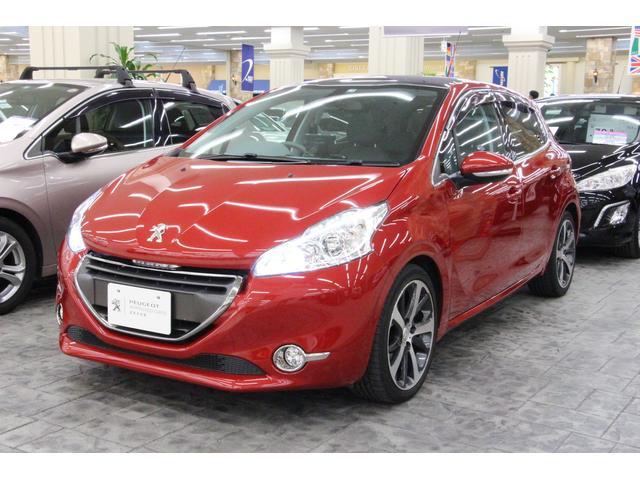 「プジョー」「プジョー 208」「コンパクトカー」「愛知県」の中古車7