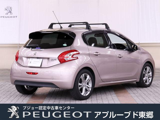「プジョー」「プジョー 208」「コンパクトカー」「愛知県」の中古車5