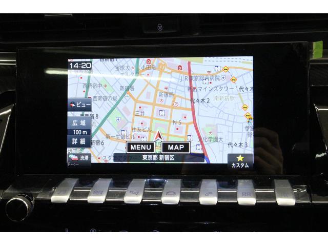 純正のメモリーナビTVを装備しているので、初めて訪れる場所へのドライブも安心ですね!