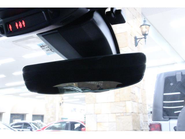 ルームミラーは全グレード自動防眩ルームミラーが標準装備です。