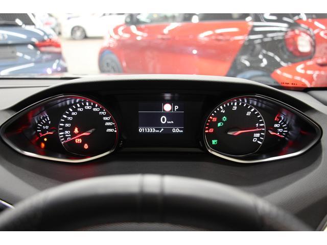 GT ブルーHDi 禁煙車 1オーナー 認定中古車 衝突軽減B ナビTV Bカメラ ETC ハーフ革S LEDヘッドライト スマートキー アルミ クリアランスソナー アイドリングストップ ハンズフリー通話 レーンアシスト(29枚目)