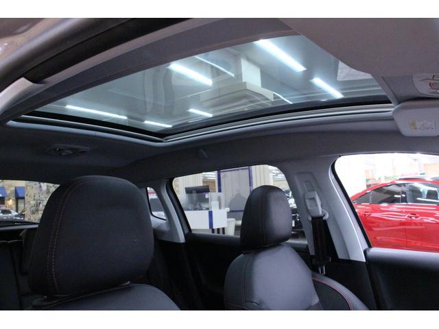 GTライン 禁煙車/認定中古車/衝突軽減B/ナビTV/ハーフ革S/ETC/ガラスルーフ/クリアランスソナー/アルミ/アイドリングストップ/クルコン/オートライト/Bluetoothオーディオ/ハンズフリー通話(21枚目)