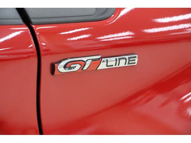 GTLine 当社元試乗車 アクティブシティブレーキ(20枚目)