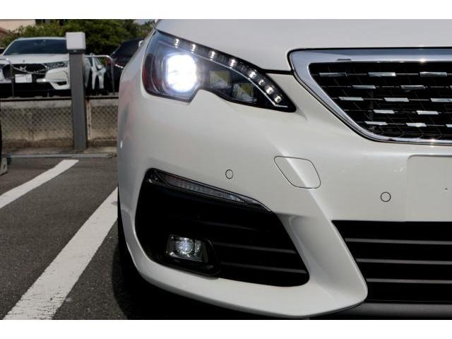 SW GT BlueHDi 8AT 元試乗車 新車保証継承(15枚目)