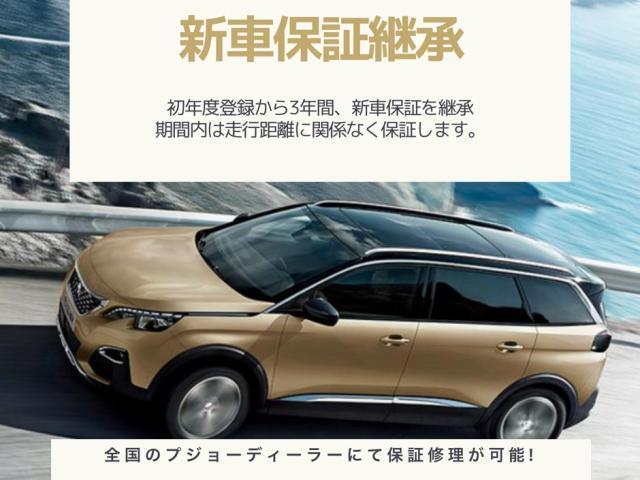 GT Line 新車保証継承 元試乗車(6枚目)