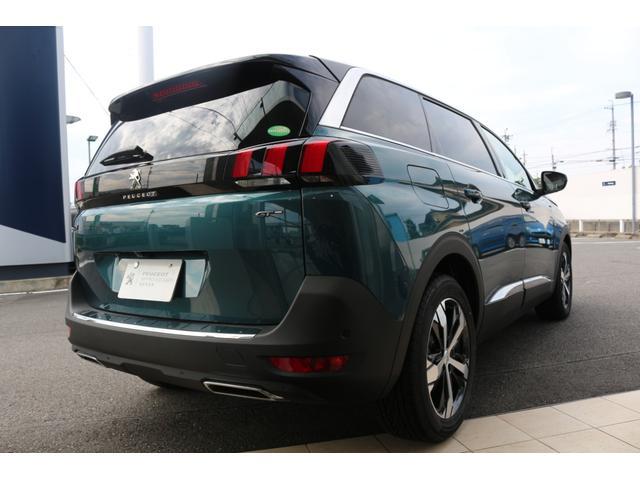 GT ブルーHDi 新車保証継承 元試乗車 ナビ付(22枚目)