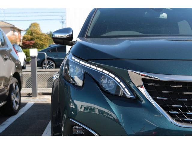 GT ブルーHDi 新車保証継承 元試乗車 ナビ付(58枚目)