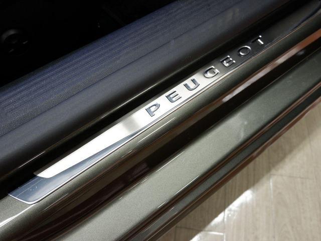 SW GT ブルーHDi 新車保証継承 元試乗車 サンルーフ 純正ナビ ETC付(48枚目)