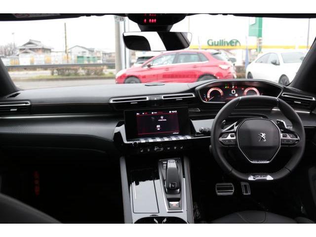 SW GT ブルーHDi 新車保証継承 元試乗車 フルパッケージ ナビ ETC付(7枚目)