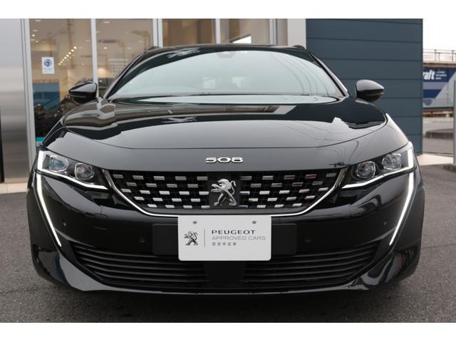SW GT ブルーHDi 新車保証継承 元試乗車 フルパッケージ ナビ ETC付(25枚目)