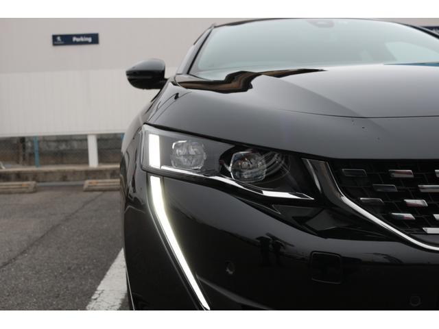 SW GT ブルーHDi 新車保証継承 元試乗車 フルパッケージ ナビ ETC付(59枚目)