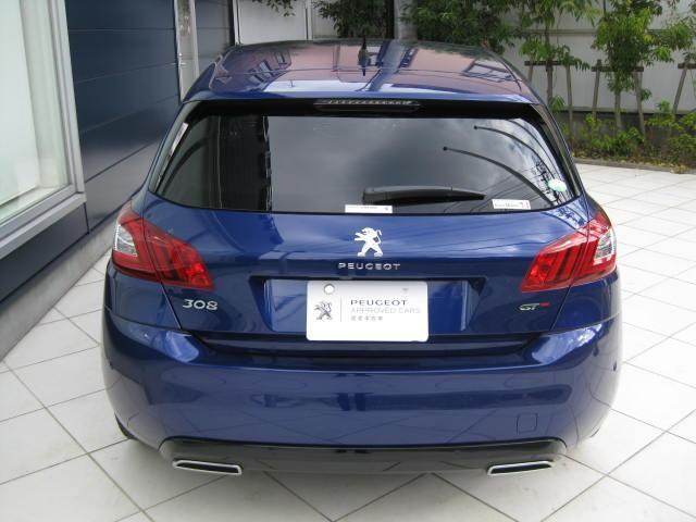 GT BlueHDi  クリーンディーゼル搭載(5枚目)