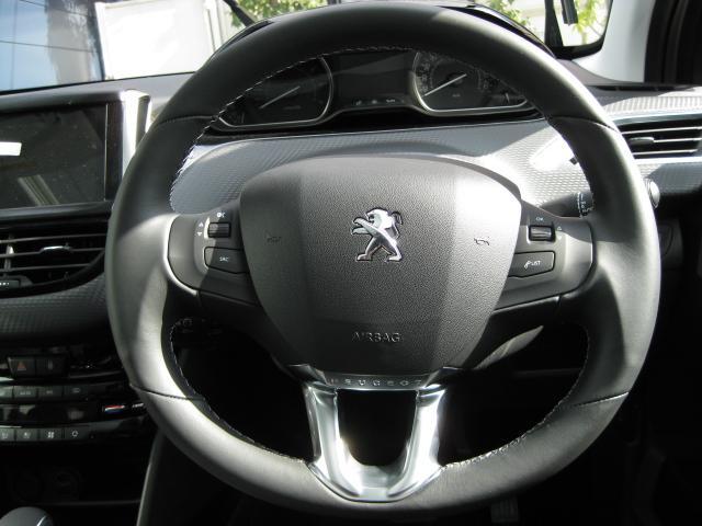 プジョー プジョー 2008 アリュール 新車保証継承 デモカーアップ車両 禁煙車