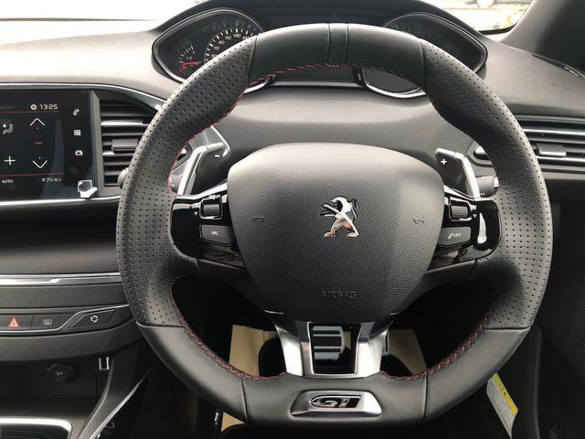 GT ブルーHDi 8速AT Apple CarPlay対応(10枚目)