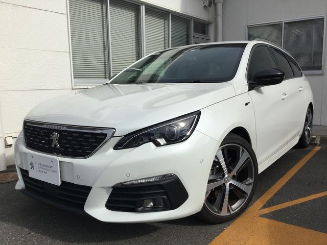 SW GT ブルーHDi当社試乗車使用 新車保証継承(2枚目)