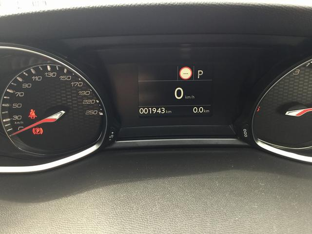 SW GT ブルーHDi当社試乗車使用 新車保証継承(8枚目)