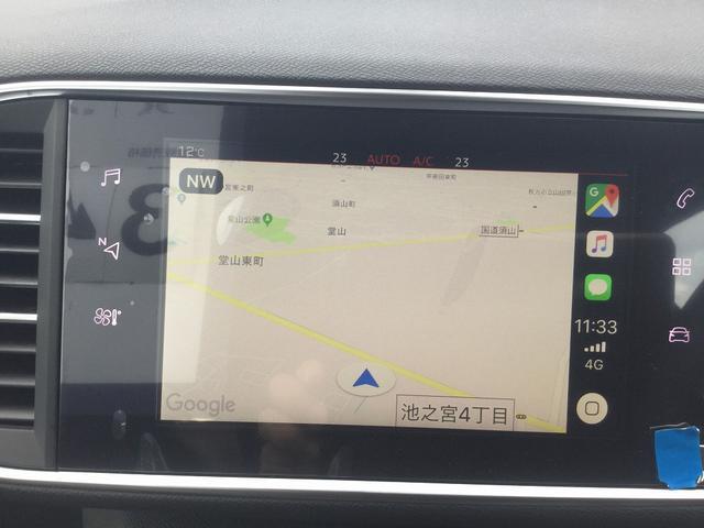 SW GT ブルーHDi新車保証 8AT CarPlay対応(7枚目)