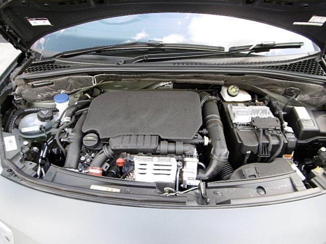 シトロエン シトロエン DS3 ダークサイド保証継承 マットグレー 衝突軽減ブレーキ ETC