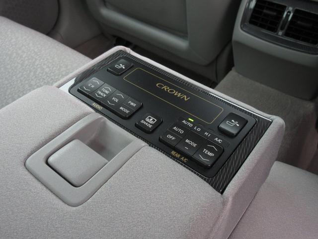 トヨタ クラウンハイブリッド Lパッケージ後期HDDナビマルチオットマン