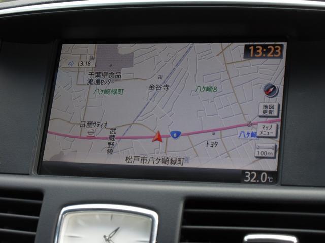 250GT タイプP黒本革エアコンシートHDDナビ地デジ(9枚目)