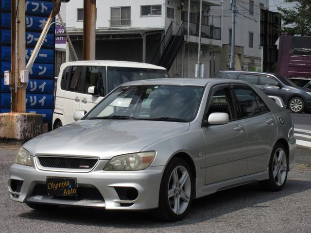 RS200 Zエディション純正フルエアロ社外マフラー1オナ(18枚目)
