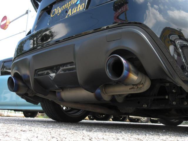 G社外マフラー車高調スモークテールレンズ(18枚目)
